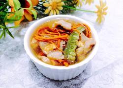 虫草花丝瓜瘦肉汤