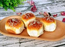 葡萄干面包(11寸模具不用揉出手膜)