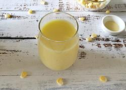 浓香玉米汁