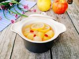 柠檬水果甜汤的做法[图]