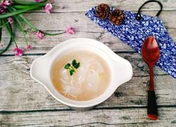 冬瓜虾皮汤