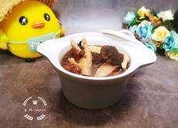 榛蘑炖鸡汤