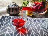 玫瑰洛神花茶的做法[图]