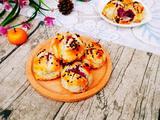 开口紫薯酥的做法[图]