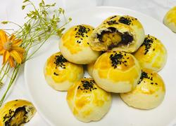 蛋黄酥(黄油版)