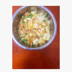蟹黃豆腐的做法[圖]