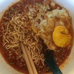 酸湯方便面的做法[圖]
