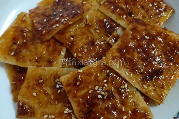 简易版酱香饼