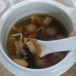 魚膠糯米粥的做法[圖]
