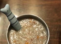 宝宝辅食(胡萝卜牛肉粥)