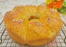 全麦花朵面包