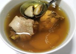 清水香菇鸡汤