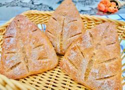 全麦蔓越莓奶酥面包