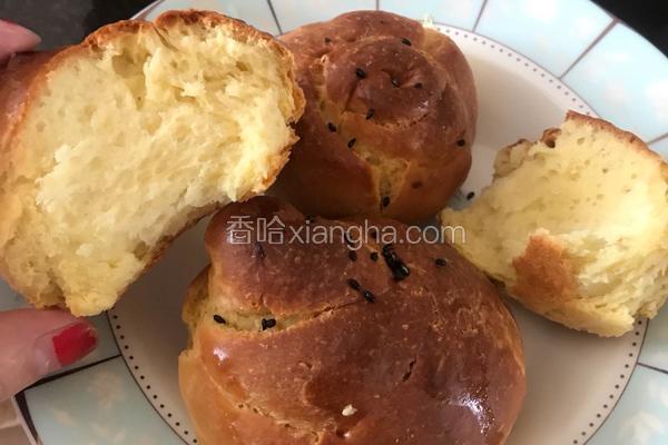 简单易学家庭考面包