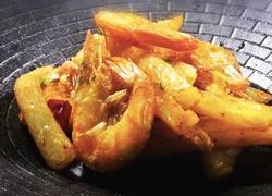 粤味土豆基围虾