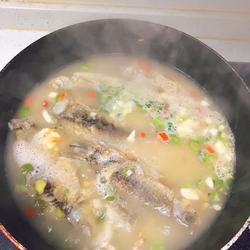 辣鯽魚湯的做法[圖]