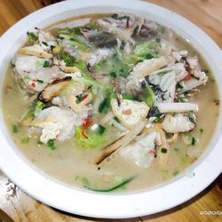 酸辣草魚湯的做法[圖]