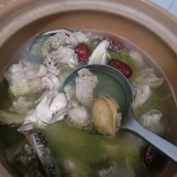 鮑魚雞湯的做法[圖]