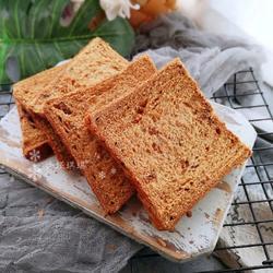 養生紅糖紅棗面包的做法[圖]