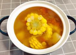 玉米山药汤