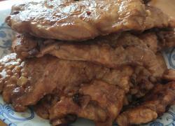 蒜香鸡胸肉