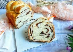 面包机版云石豆沙吐司
