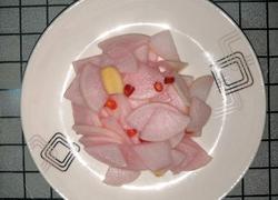 一年四季必吃的开胃小菜腌萝卜