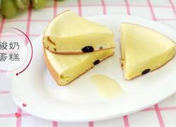 酸奶蛋糕!绵甜轻软,尽享惬意悠闲的午后时光!