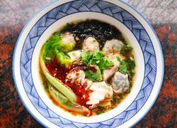上海荠菜鲜肉馄饨