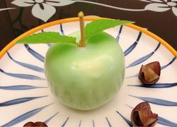 法式慕斯·仿真苹果·柠檬