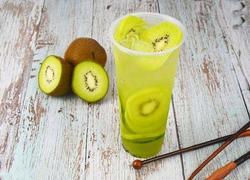 自制水果茶|超多奇异果