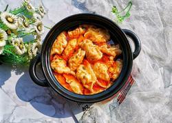 酸辣开胃的酸汤水饺
