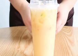 水果茶 茉莉蜜桃乳酸