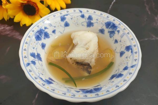 蒸雪鱼(宝宝菜)