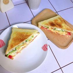 三明治的做法[圖]