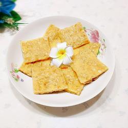 雞蛋燕麥片煎餅的做法[圖]