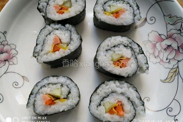 欢天喜地小寿司