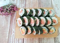 家庭版简易寿司