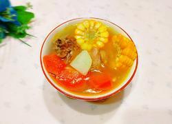 玉米胡萝卜鸡汤