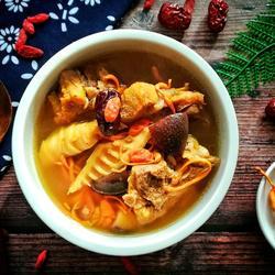 營養又美味的菌菇排骨湯的做法[圖]