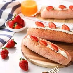 奈雪同款~草莓魔法棒的做法[图]