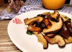 蚝油香菇片