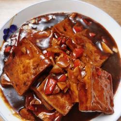 糖醋煎豆腐的做法[圖]