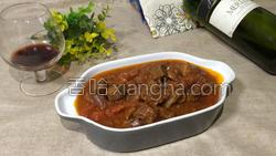 番茄红酒炖牛肉的做法图解29