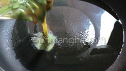 香菇煎蛋的做法图解10