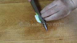青椒爆海螺片的做法图解9