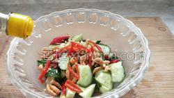 金钩海米拌黄瓜的做法图解11