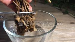 茶树菇烧肉的做法图解4