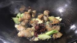 茶树菇烧肉的做法图解11