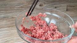 萝卜粉丝丸子汤的做法图解4
